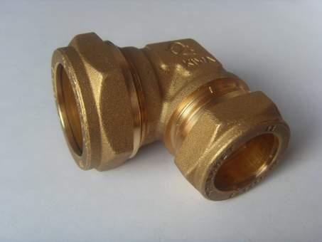 Winkel Klemmring Ø22mm x 18mm